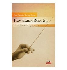 Homenaje a Rosa Gil/ Full Score A-3