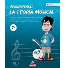 Aprendiendo la Teoría Musical 1º