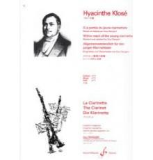 A la Portée du Jeune Clarinettiste.Vol.1