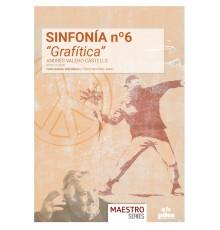 """Sinfonía Nº 6 """"Grafítica"""" (2018/19-AV90/"""
