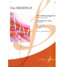 416 Etudes Progressives Vol. 1: 167 Exer