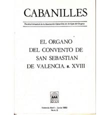El Organo del Convento. Revista Nº 6