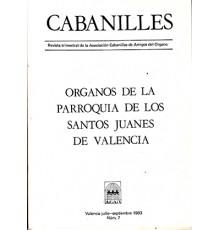 Organos de la Parroquia. Revista Nº 7