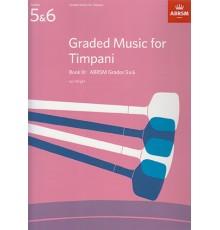 Graded Music for Timpani Book III Grades