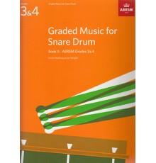 Graded Music for Snare Drum Book II Grad