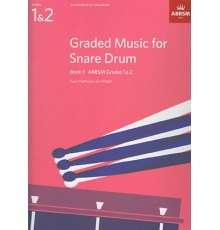 Graded Music for Snare Drum Book I/ Grad