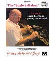 Scale Syllabus Vol. 26