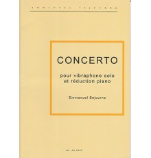 Concerto pour Vibraphone et Piano