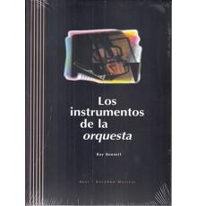 Los Instrumentos de la Orquesta   CD