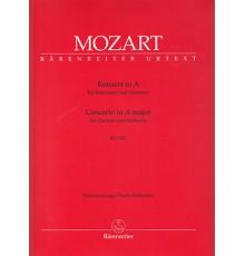Concerto in A Major KV 622/ Red.Pno.