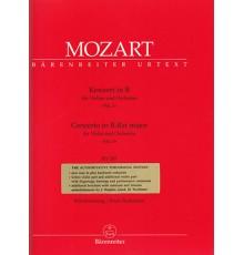 Concerto in B-Dur Nº 1 KV 207/ Red.Pno.