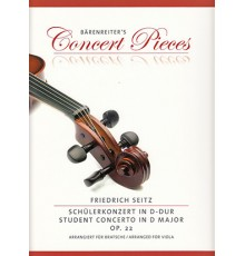 Concerto in D Major Op. 22