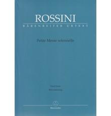 Petite Messe Solennelle/ Vocal Score