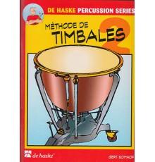 Méthode de Timbales Vol. 2