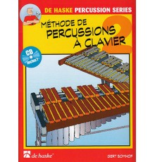 Méthode Percussions a Clavier Vol.2   CD