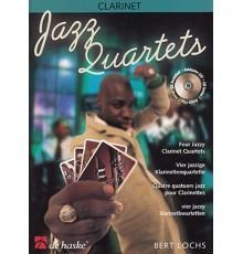 Jazz Quartets   CD. 4 Clarinets
