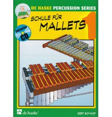 Schule for Mallets 1   CD