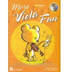 More Viola Fun Position 1   CD