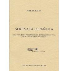 Serenata Española para Trombón