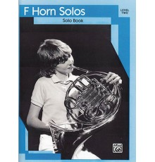 F Horn Solos Level Two