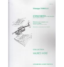 Concerto en Ré Majeur/ Red. Pno