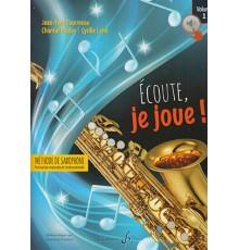 Ecoute Je Joue! Vol.1   CD