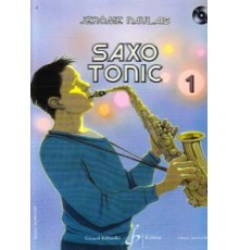 Saxo Tonic Vol. 1   CD