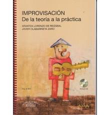 Improvisación. De la Teoría a la Práctic