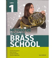 Método de Trompa Brass School Vol. 1
