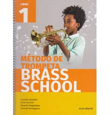 Método de Trompeta Brass School Vol. 1