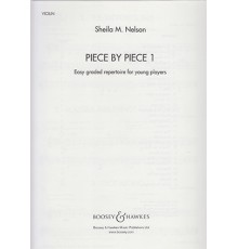 Piece by Piece 1 for Violin
