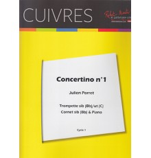 Concertino Nº 1 for Trumpet and Piano