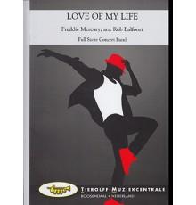 Love Of My Life/ Full Score