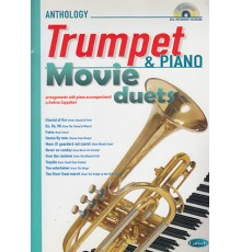 Anthology Trumpet  & Piano   CD Movie