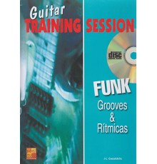 Guitar Training Session   CD Funk Groves