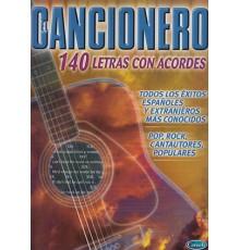 Cancionero.Vol.1, 140 Letras con Acordes