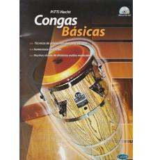 Congas Básicas   CD