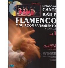 Método de Cante y Baile Flamenco Vol. 1