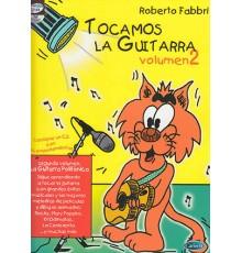 Tocamos la Guitarra Vol. 2   CD