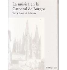 La Música en la Catedral de Burgos X