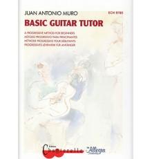 Basic Guitar Tutor. Método Progresivo pa