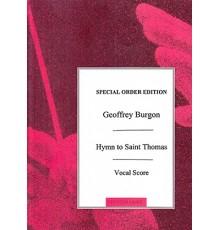 Hymn to Saint Thomas