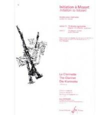 Initiation a Mozart Vol. 3: 15 Etudes Ag