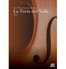 La Feria del Valle/ Full Score A-3