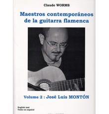 Maestros Contemporáneos de la Guitarra