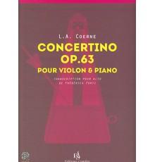 Concertino Op. 63