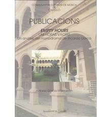 Publicacions Quadern Nº 26 Las Horas Vac