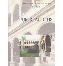 Publicacions Quadern Nº 9 Villancico Pas