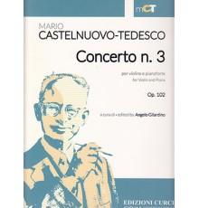Concerto Nº 3 Op. 102