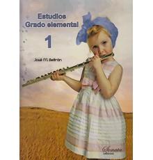 Estudios. Grado Elemental Vol. 1